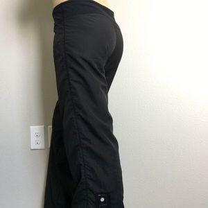 Lululemon Track Pants black running